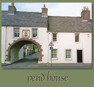 Pend House, Historical Self Catering Holiday