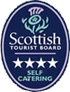 Scottish Tourist Board Self Catering 4 Stars